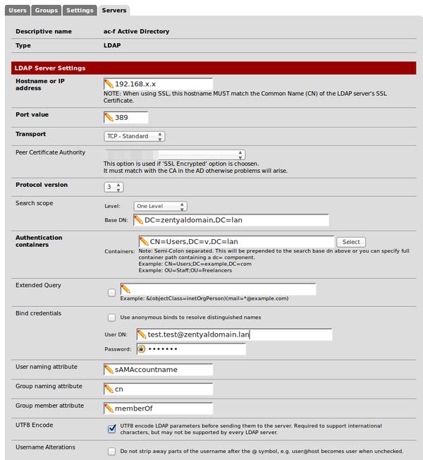 Zentyal - Blue-IT org Wiki